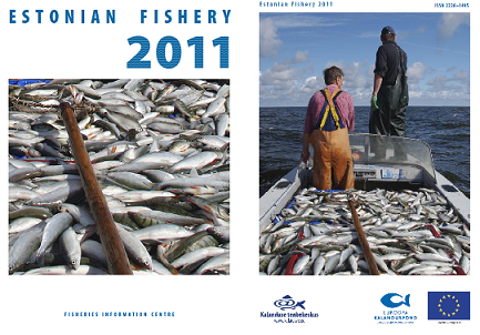 Estonian Fishery 2011 frontbackcover